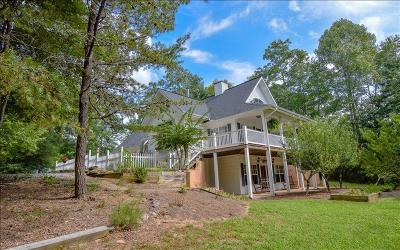 Morganton GA Single Family Home For Sale: $775,000