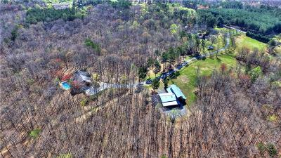 Paulding County Single Family Home For Sale: 1354 Browntown Road