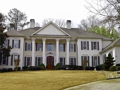 Alpharetta Single Family Home For Sale: 772 Brookshade Parkway