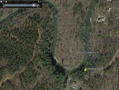 Talking Rock Residential Lots & Land For Sale: 192 Little Scarecorn Trail