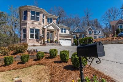 Lawrenceville Single Family Home For Sale: 372 Olde Eastleigh Court