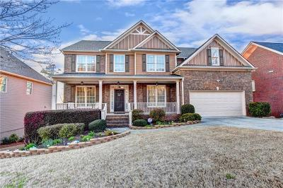 Forsyth County Single Family Home For Sale: 7030 Summit Ridge Chase