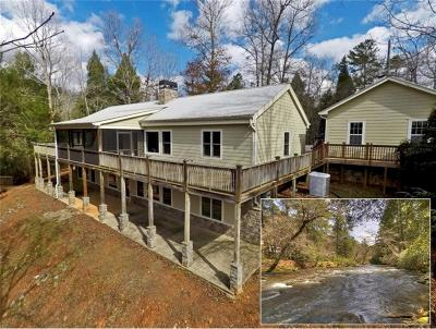 Gilmer County Single Family Home For Sale: 651 Riverfront Drive