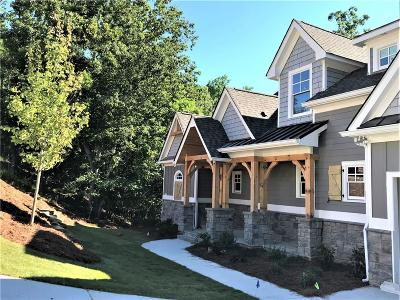 Single Family Home For Sale: 117 Sunset Peak Court
