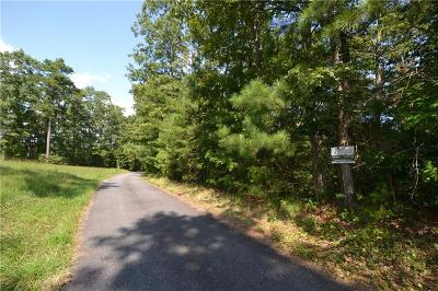 Talking Rock Residential Lots & Land For Sale: Lot 21 Meadowlands Drive