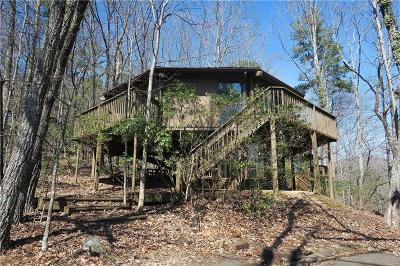 Big Canoe Single Family Home For Sale: 165 Treetopper Circle