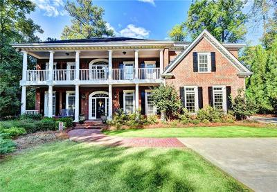Forsyth County Single Family Home For Sale: 8935 Muirfield Court