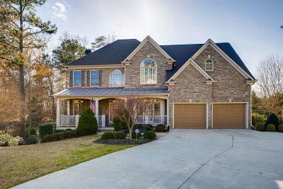 Acworth Single Family Home For Sale: 1923 Addington Court NW