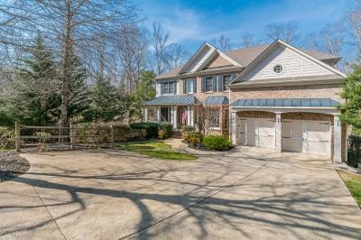 Alpharetta Single Family Home For Sale: 810 Brickwood Lane