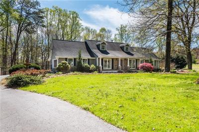 Cherokee County Single Family Home For Sale: 466 County Line Road