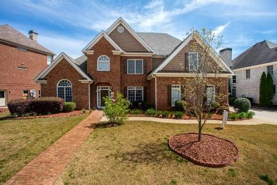 Single Family Home For Sale: 3031 Stone Column Way