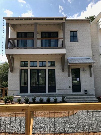 Alpharetta GA Condo/Townhouse For Sale: $549,900