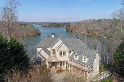 Forsyth County Single Family Home For Sale: 5720 Chestatee Landing Drive