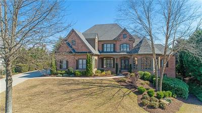 Forsyth County Single Family Home For Sale: 1027 Windermere Crossing