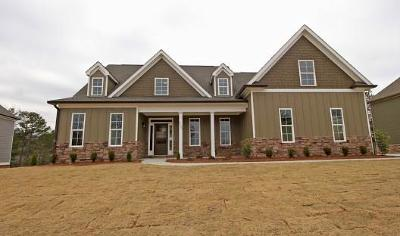 Cartersville Single Family Home For Sale: 27 Rock Ridge Court
