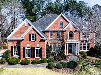 Single Family Home For Sale: 4777 Old Timber Ridge Road