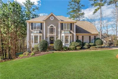 Roswell  Single Family Home For Sale: 910 Charleston Court