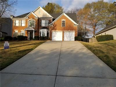 Duluth Single Family Home For Sale: 3800 Stonebriar Court