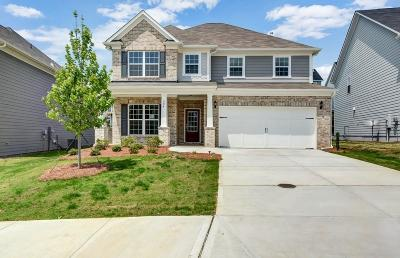 Holly Springs Single Family Home For Sale: 304 Pebblestone Lane