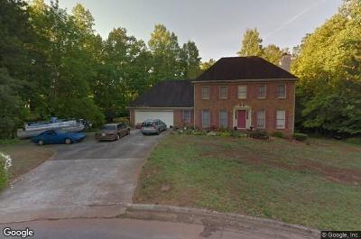 Lawrenceville Single Family Home For Sale: 601 Exam Court