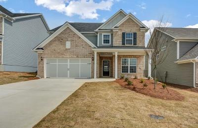 Holly Springs Single Family Home For Sale: 431 Timberleaf Road