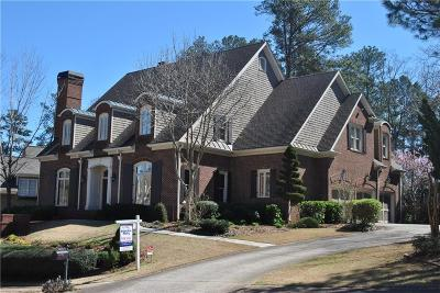 Roswell GA Single Family Home For Sale: $775,000
