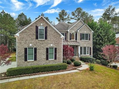 Single Family Home For Sale: 7646 Lakeshore Lane