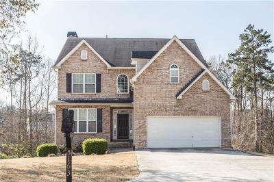 Powder Springs Single Family Home For Sale: 5163 Brown Leaf Way