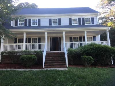 Lilburn Single Family Home For Sale: 2599 Hickory Cove