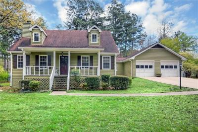 Lawrenceville Single Family Home For Sale: 150 Forest Ridge Court