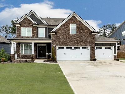Cherokee County Single Family Home For Sale: 1132 Blankets Creek Drive