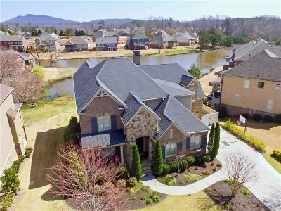 Forsyth County Single Family Home For Sale: 4560 Odum Lake Trail