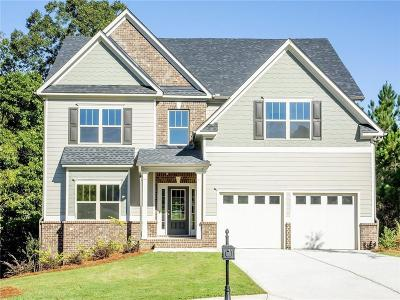 Cartersville Single Family Home For Sale: 7 Ashwood Drive