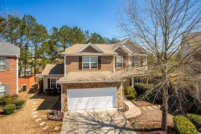 Powder Springs Single Family Home For Sale: 3288 Childress Lane