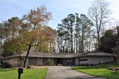 Cobb County Single Family Home For Sale: 3597 High Green Drive
