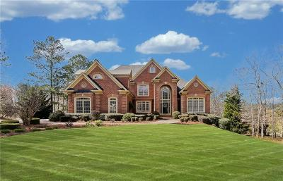 Forsyth County Single Family Home For Sale: 8110 Legends View Court