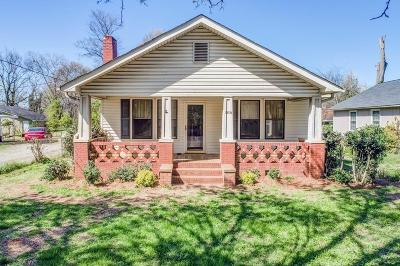 Rome Single Family Home For Sale: 1906 Maple Avenue SW