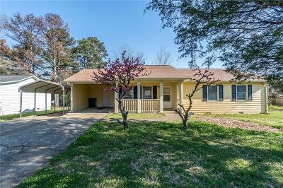 Snellville Single Family Home For Sale: 1689 Stratford Drive