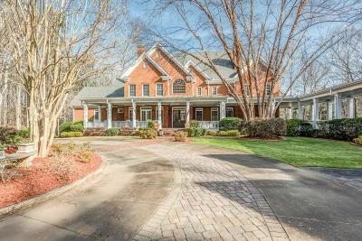 Acworth Single Family Home For Sale: 1836 County Line Road NW