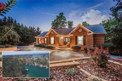 Buford Single Family Home For Sale: 6477 Old Shadburn Ferry Road