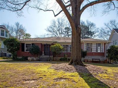 Garden Hills Single Family Home For Sale: 2659 Sharondale Drive NE