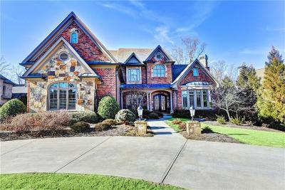 Alpharetta, Duluth, Johns Creek, Suwanee Single Family Home For Sale: 8320 Beth Page Drive