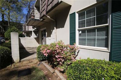 Sandy Springs Condo/Townhouse For Sale: 725 Dalrymple Road #5H