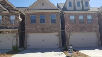 Alpharetta Condo/Townhouse For Sale: 10567 Naramore Lane