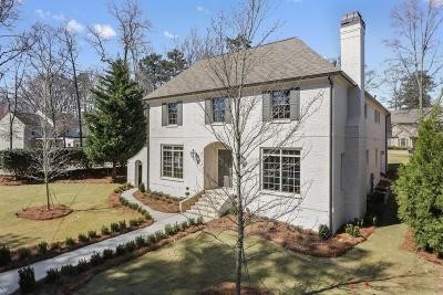Brookhaven Single Family Home For Sale: 1050 Wimberly Road
