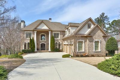 Suwanee Single Family Home For Sale: 4943 Brendlynn Drive