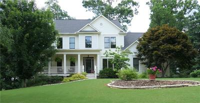 Forsyth County Single Family Home For Sale: 4320 Morning Mist