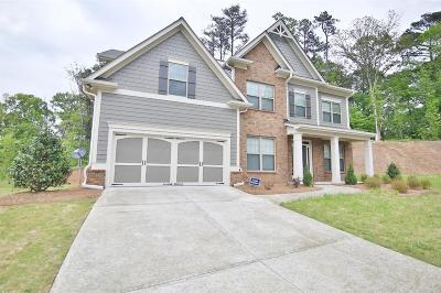 Lawrenceville Single Family Home For Sale: 524 Tyne Drive