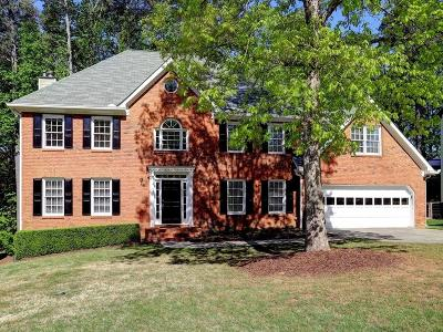 Cobb County Single Family Home For Sale: 2920 Windrose Drive