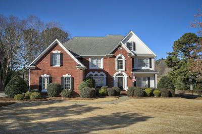 Milton  Single Family Home For Sale: 535 Treyburn View